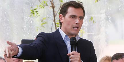 Rivera, que tras el 28-A se erigió en líder de la oposición, llega a caer a la quinta posición en las encuestas. / EP