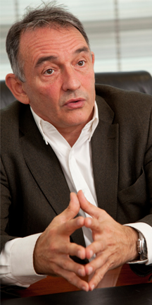 Enrique Santiago, secretario general del PCE y diputado de Unidas Podemos .