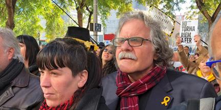 Joan Tardà es uno de los nombres que suena para liderar la candidatura de ERC. / EP