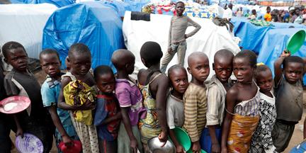 El desplazamiento forzado puede generar tensiones a medida que se intensifica la competencia por los recursos cada vez más escasos. / EP