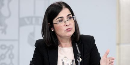 Darias, que ha sido vocal en la Ejecutiva Federal del PSOE, llevará las relaciones con las comunidades. / EP