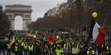 La desigualdad provoca protestas en todo en mundo. / EP