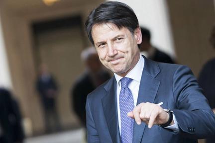 Con una calificación de 53 puntos, Italia, gobernada por Giuseppe Conte, subió 11 puntos desde 2012. / EP