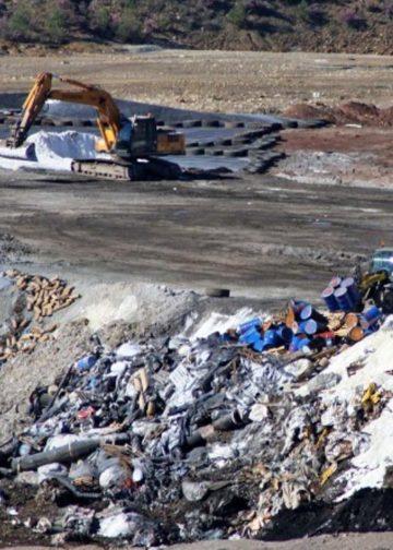 La ONG denuncia la escasa trazabilidad de los residuos. / EP