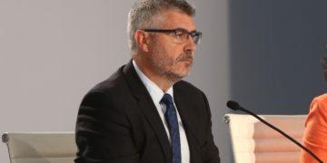 El secretario de Estado de Comunicación, Miguel Ángel Oliver, coordinará la nuevo grupo de trabajo contra la desinformación. / EP