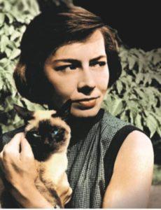 Patricia Highsmith es autora de 'El talento de Mr. Ripley' // EP