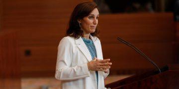 Mónica García ha cerrado la puerta a cualquier entendimiento preelectoral con Unidas Podemos. / EP