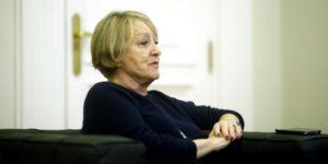 Yvonne Blake fue presidenta de la Academia de las Artes y las Ciencias Cinematográficas de España // EP
