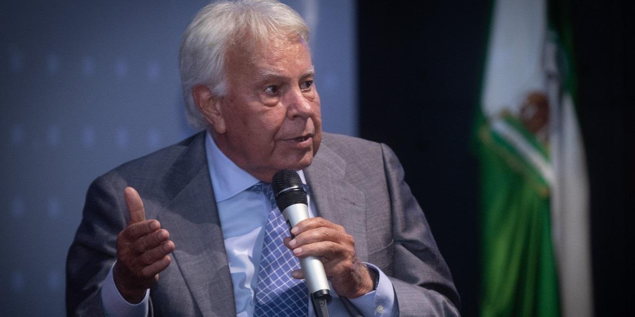 Felipe González ha subrayado que él no concedería los indultos. / EP