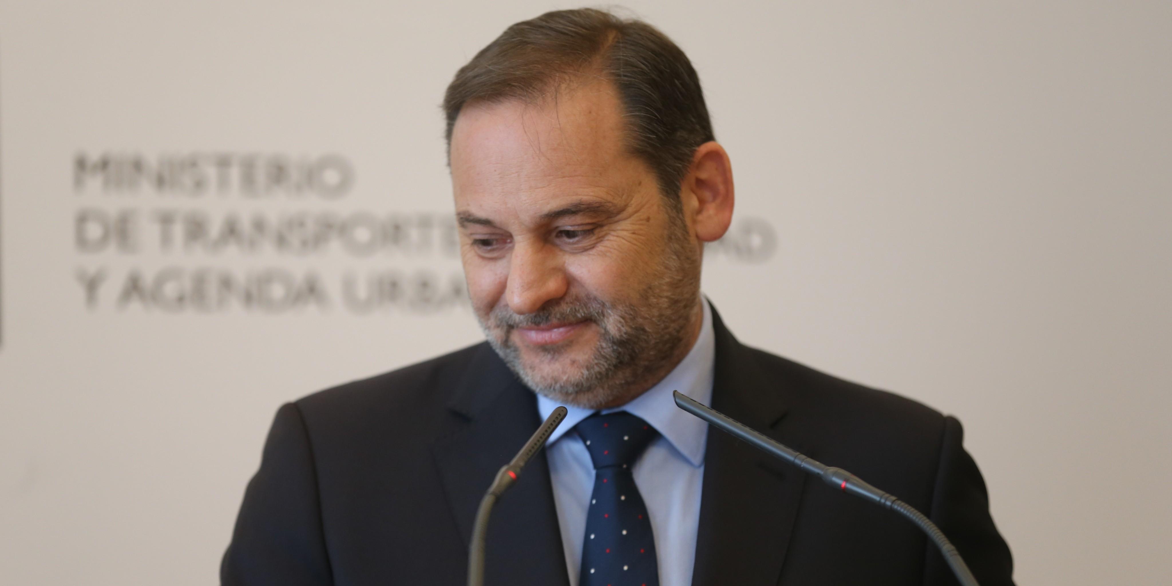 La salida de José Luis Ábalos ha dejado en shock a buena parte del PSOE. / EP