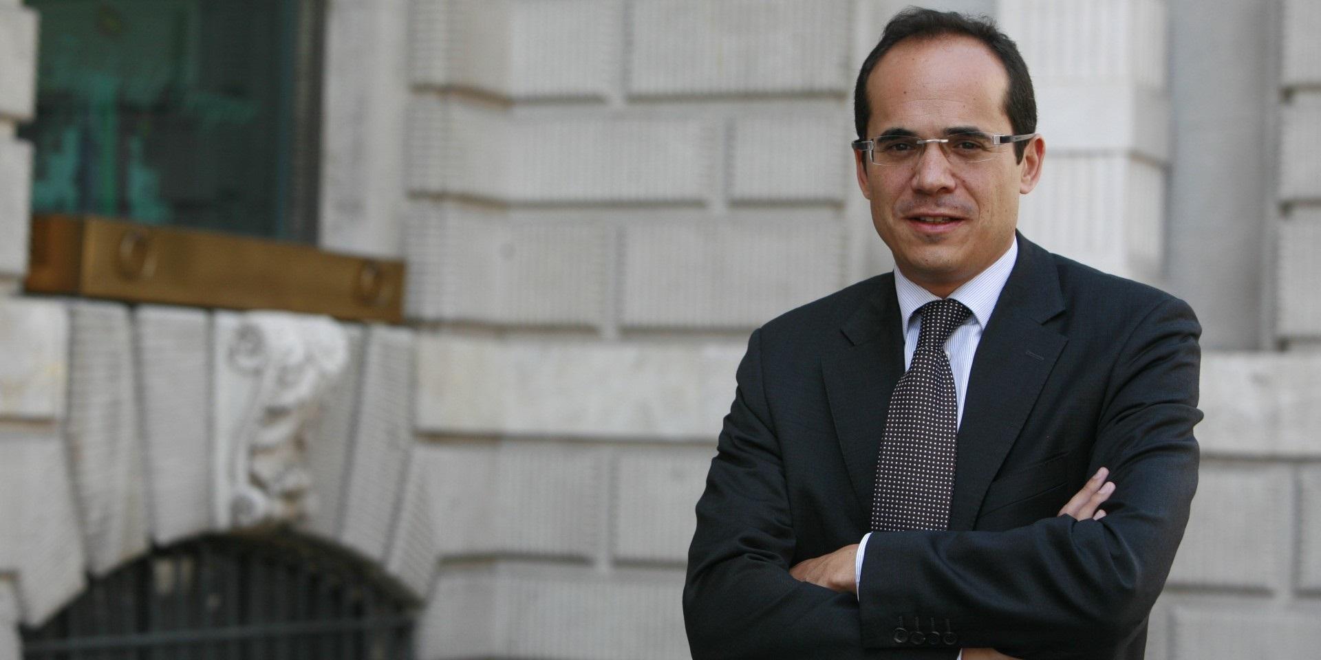 El nuevo secretario de Estado de Comunicación, Francesc Vallès, durante su etapa como diputado y colaborador de El Siglo. / EP