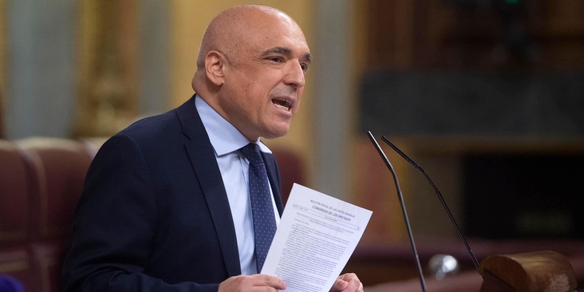 Rafael Simancas seguirá negociando con los socios del Gobierno desde la secretaría de Estado de Relaciones con las Cortes. / EP