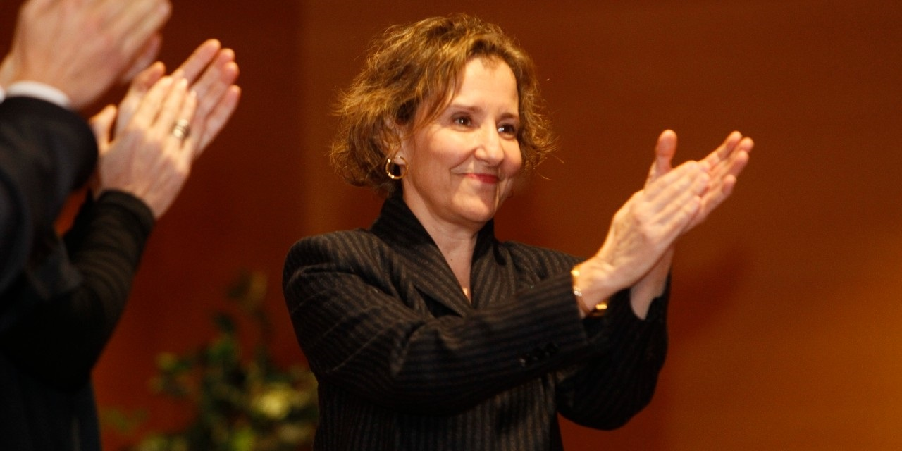 Aina Calvo es la delegada del Gobierno en Baleares desde febrero de 2020. / EPAina Calvo es la delegada del Gobierno en Baleares desde febrero de 2020. / EP