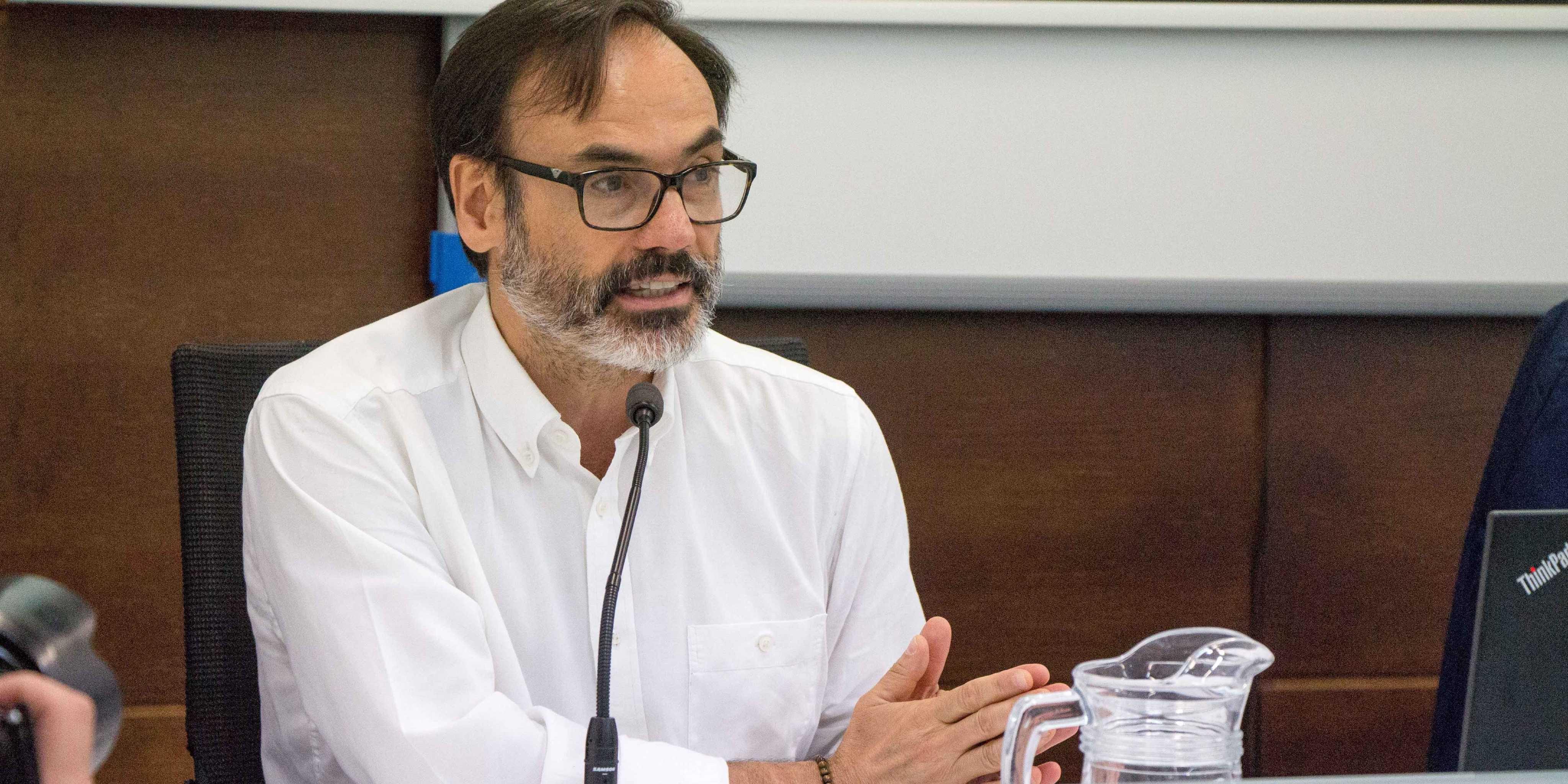 Fernando Garea salió de Efe enfrentado con Moncloa. / EP
