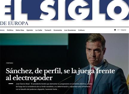 Hace dos semanas, El Siglo ya puso el foco en el pulso que se avecinaba. / EP