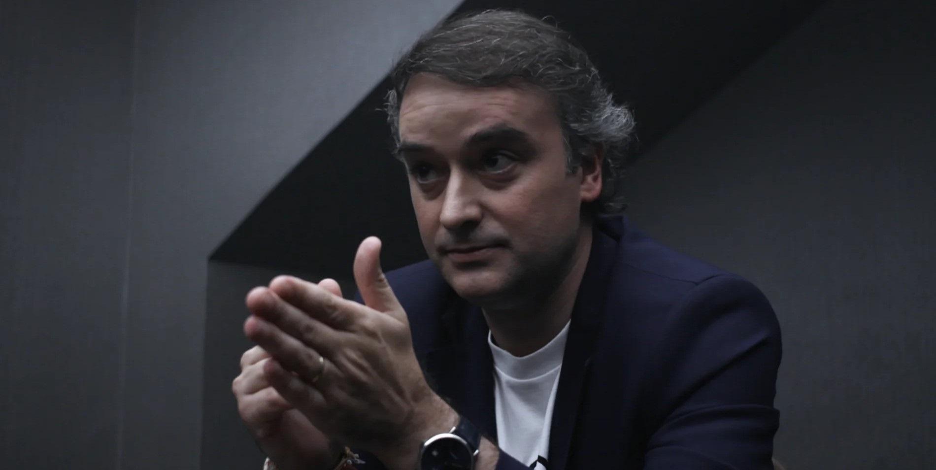 El ex jefe de gabinete del presidente ha concedido una entrevista Jordi Évole. / La Sexta